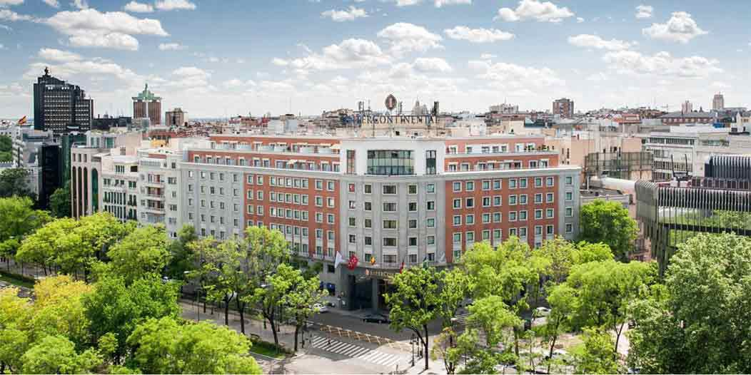Madrid arts triangle package