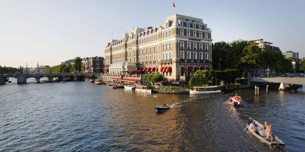 Amsterdam canals package