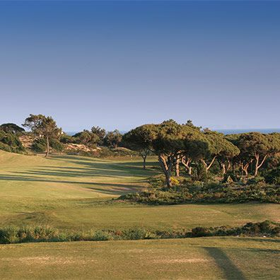 Estoril Golf experience package