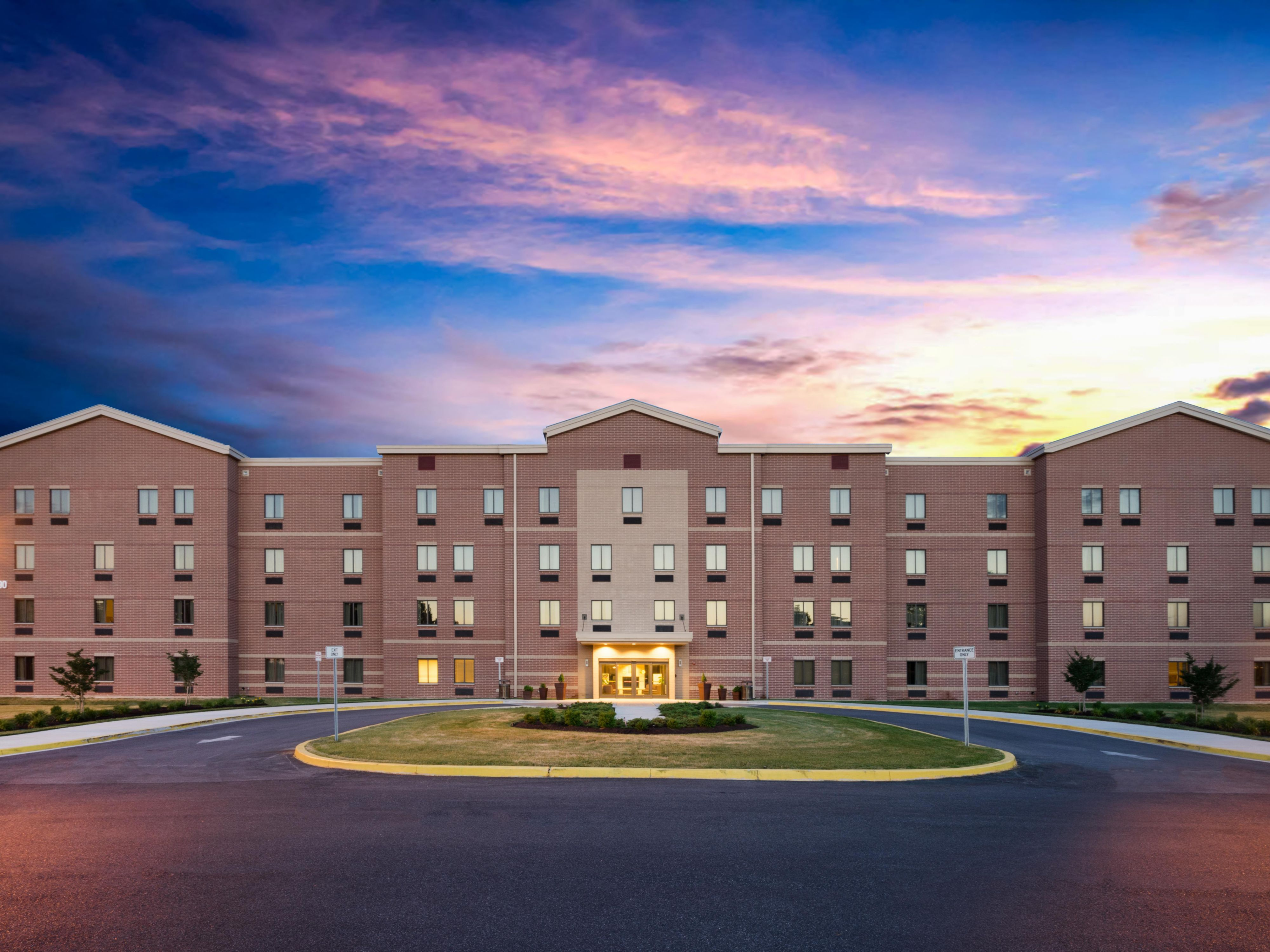 Candlewood Suites Building 4690 On Fort Meade, An IHG Army Hotel