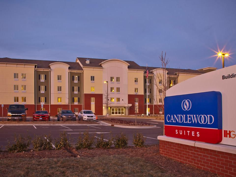 Candlewood Suites Building 6956 On Fort Riley, An IHG Army Hotel