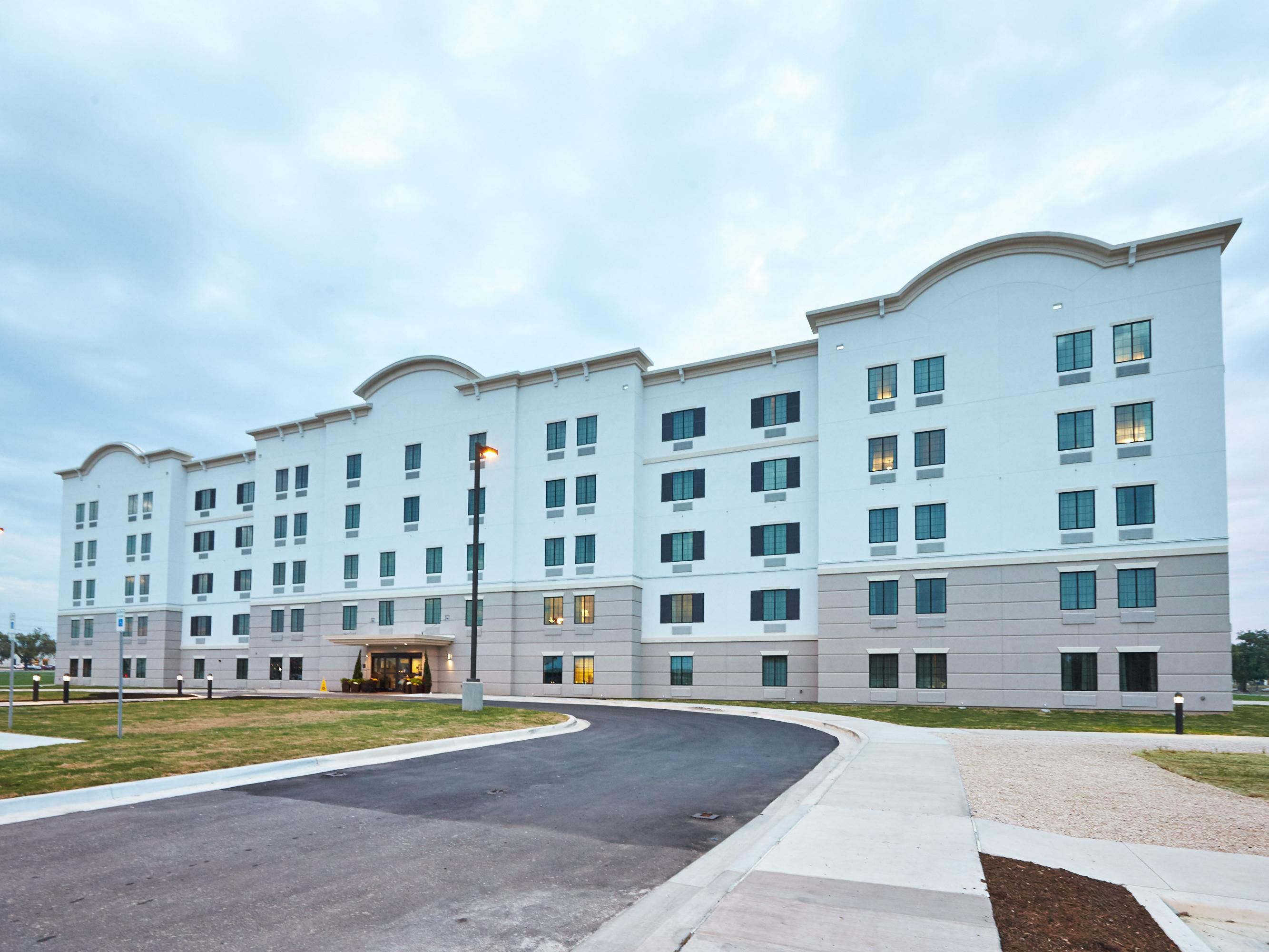 Hotel Exterior: Candlewood Suites Building 2426 On Joint Base San Antonio