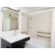 ADA Restroom with Tub