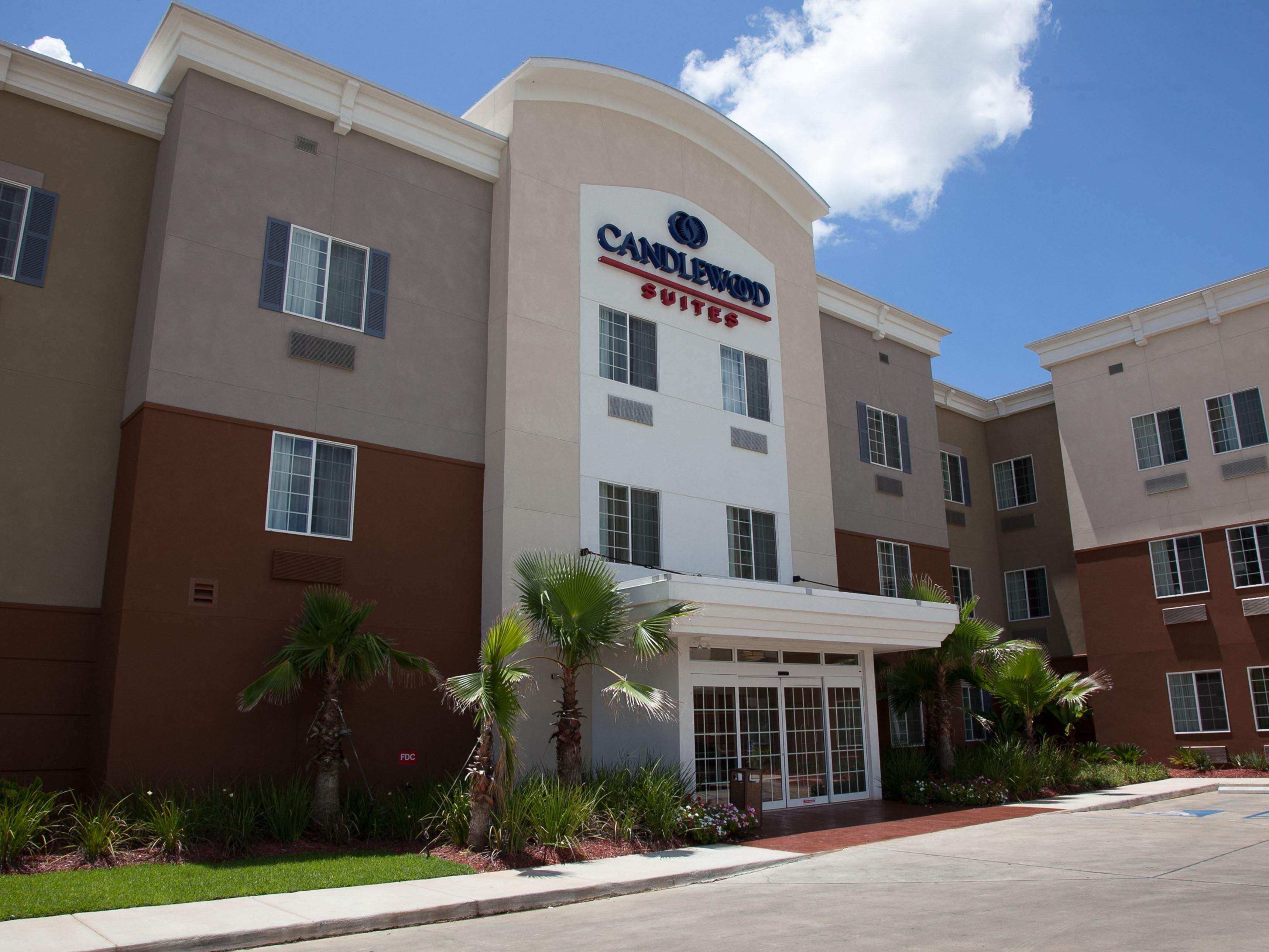 Candlewood Suites Alexandria Extended Stay Hotel In Louisiana