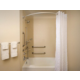 ADA Guest Bathroom with Mobility Features