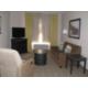 One Bedroom Suite-Living Room