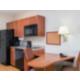 Double Bed Studio Suite kitchen