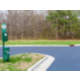 We welcome your pet and provide designated areas for dog walking!