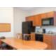 One Bedroom Queen Suite kitchen