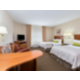 ADA/Handicapped accessible Double Bed Guest Room