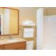Two Double Bed Studio Guest Bathroom