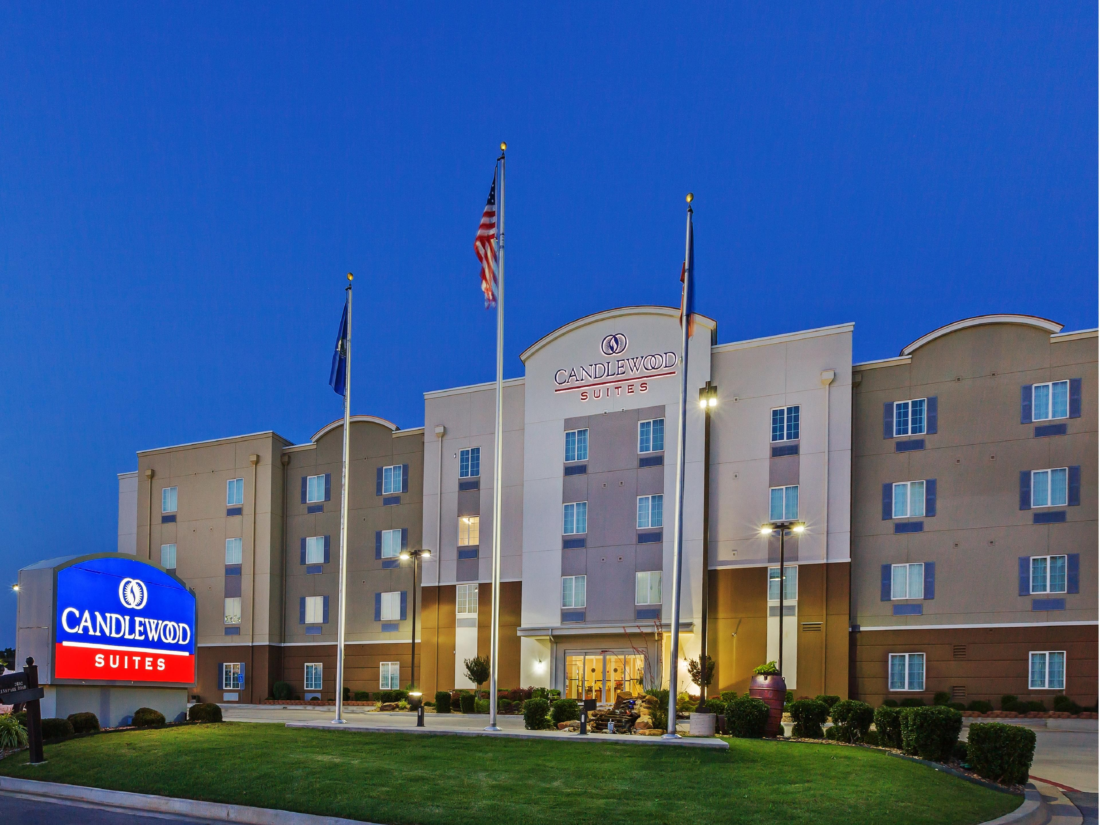 Ardmore Hotels Candlewood Suites Extended Stay Hotel In Oklahoma