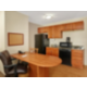 ADA/Handicapped accessible One Bedroom Suite kitchen