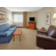 ADA/Handicapped accessible One Bedroom Suite living area