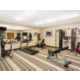 Newly-Renovated 24 hour Fitness Center with brand new equipment