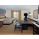 Spacious Studio Suite offers more room to spread out and relax
