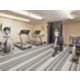 Stay fit while on the road with the 24/7 Fitness Room