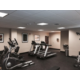 Candlewood Suites 24 hr Gym with Spirit Fitness Equipment