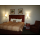 King bed studio suite - relax in style and comfort.