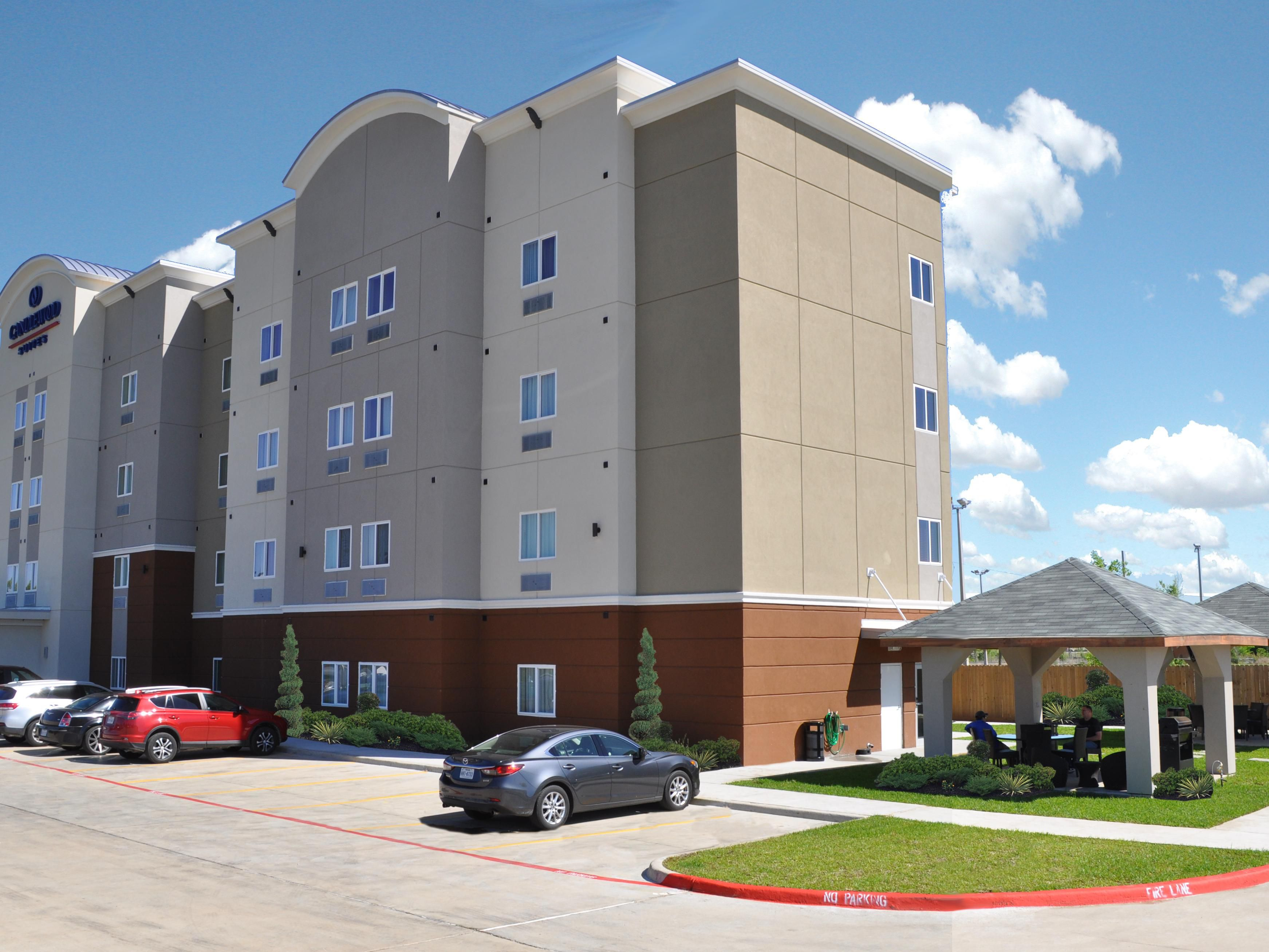 Bay City Hotels Candlewood Suites Extended Stay Hotel In Texas