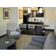 King One Bedroom Suites Living Room