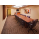 Call our front desk for information on renting our meeting room.