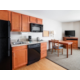 Enjoy the convenience of your in-room kitchen.