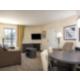 One Bedroom Suite Sitting Area