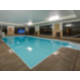 Enjoy our heated indoor pool during all seasons.