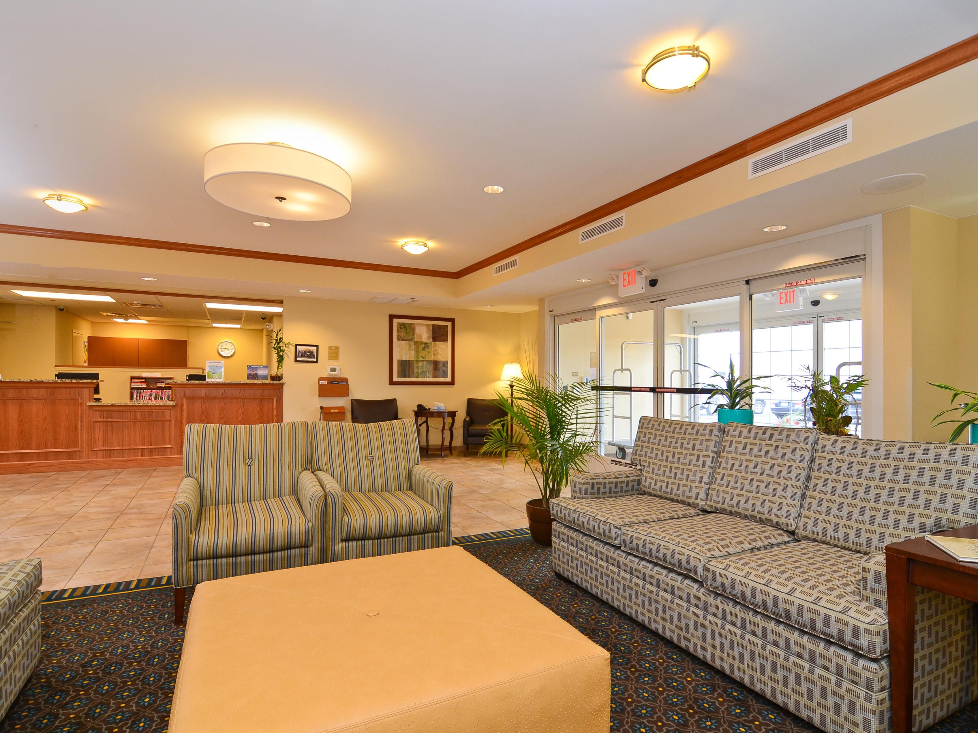 Chambersburg Hotels Candlewood Suites Extended Stay Hotel In Pennsylvania
