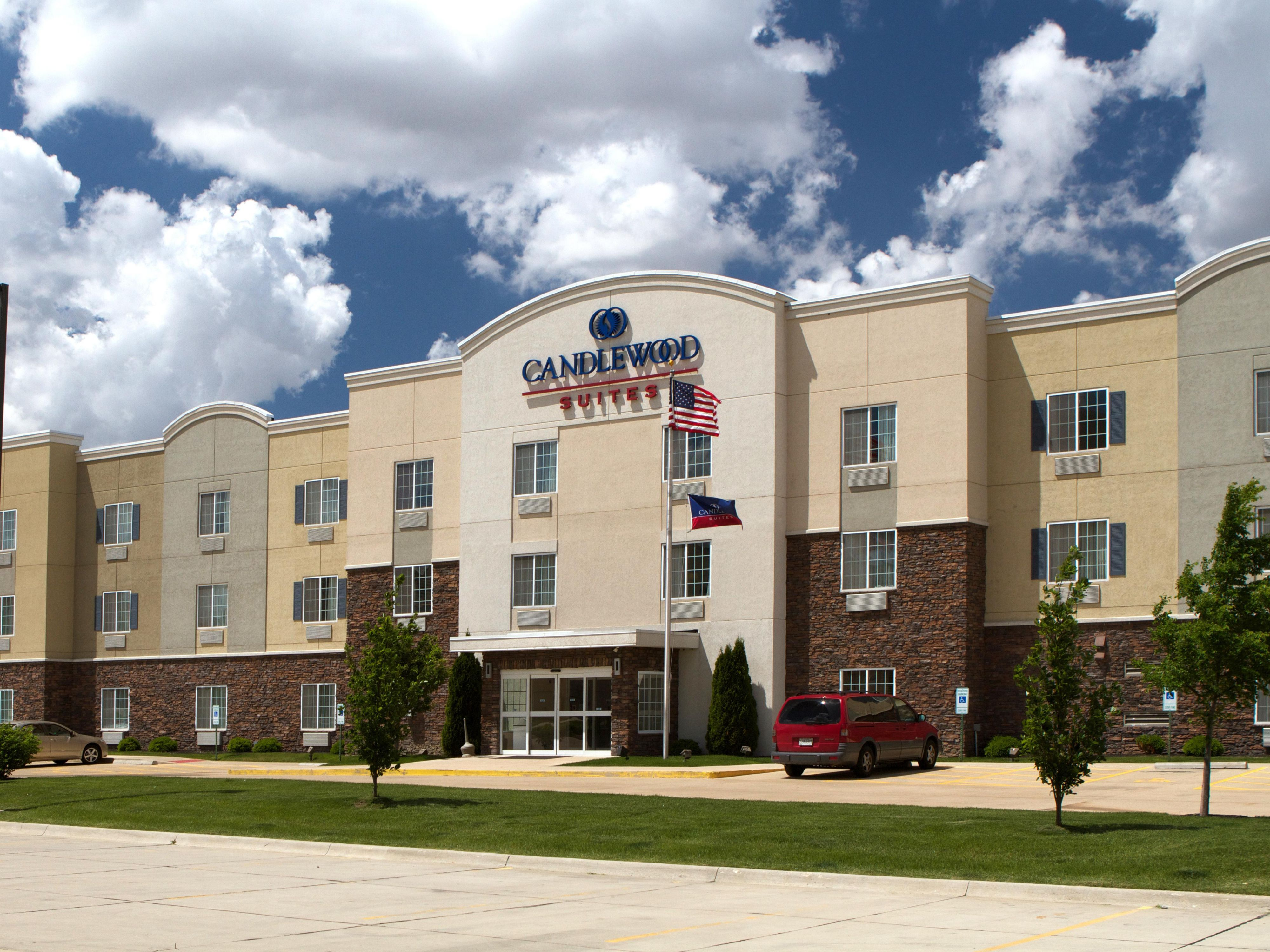 Candlewood Suites Champaign Urbana Univ Area Extended Stay Hotel In Illinois