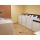 Free Laundry Facility