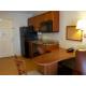 Double Queen Studio Suite Kitchen