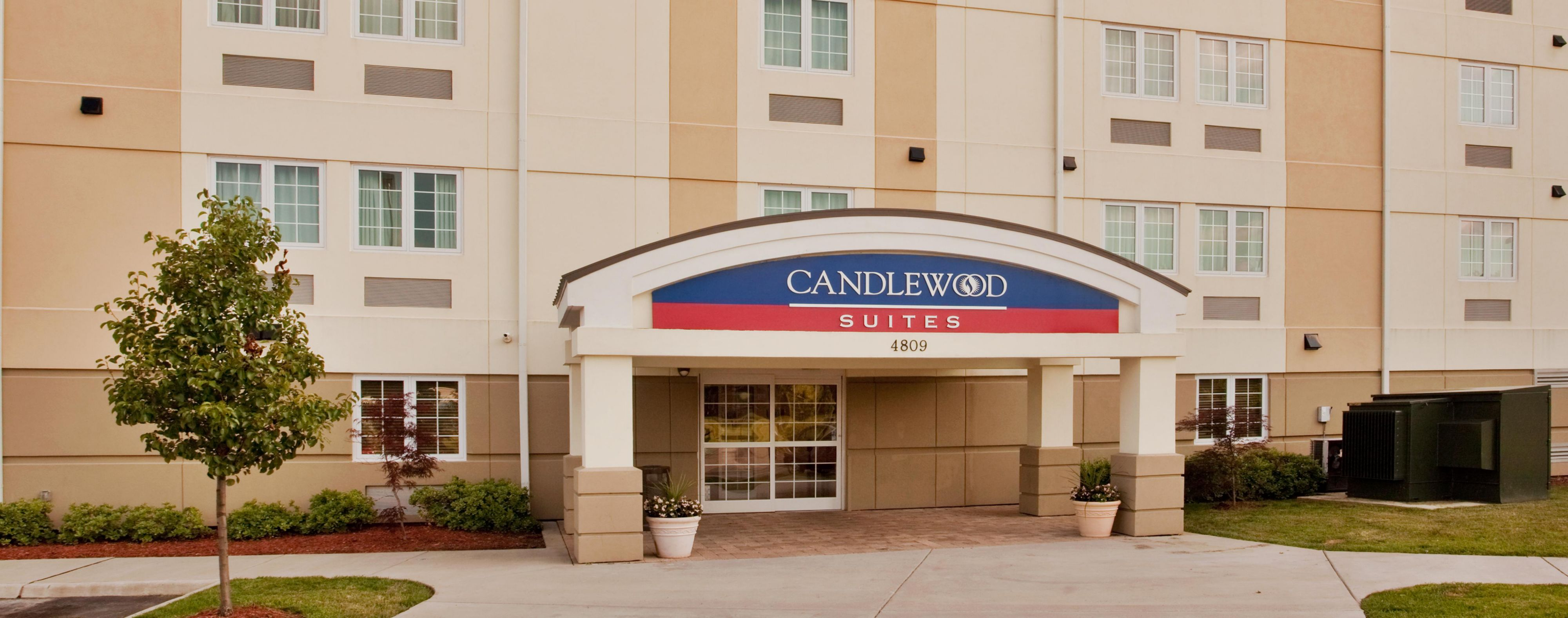 Candlewood Suites Chesapeake Suffolk