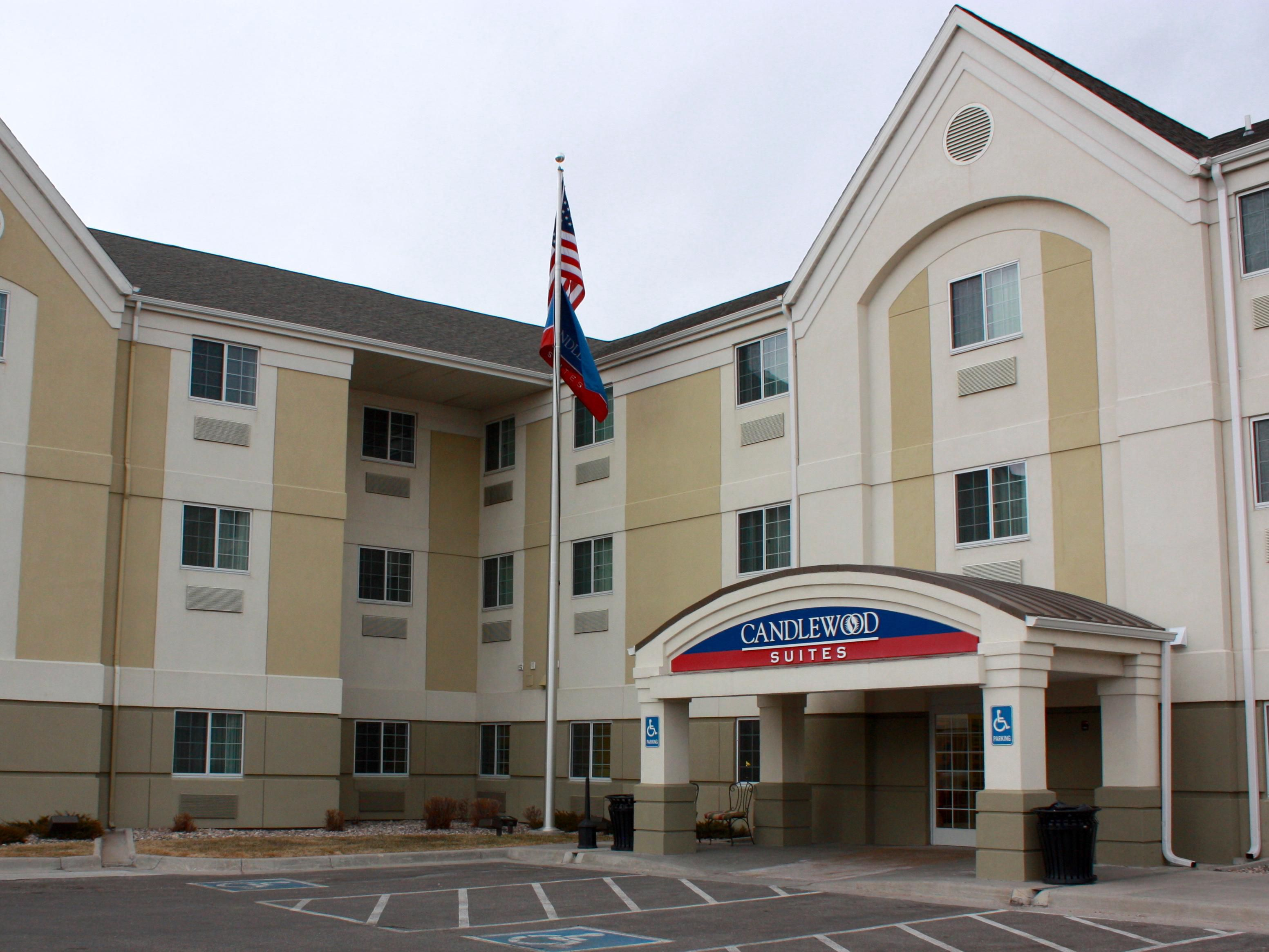 Candlewood Suites Cheyenne - Extended Stay Hotel in Cheyenne, Wyoming