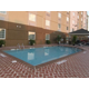 Relax and sunbath at the Candlewood Suites Fort Jackson