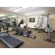Candlewood Suites Fort Jackson's state of the art fitness room.