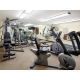 Candlewood Suites Fort Jackson can keep you active.