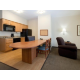 Our One Bedroom Suite has everything for your comfort