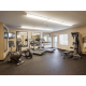 24 hour access to Fitness Center