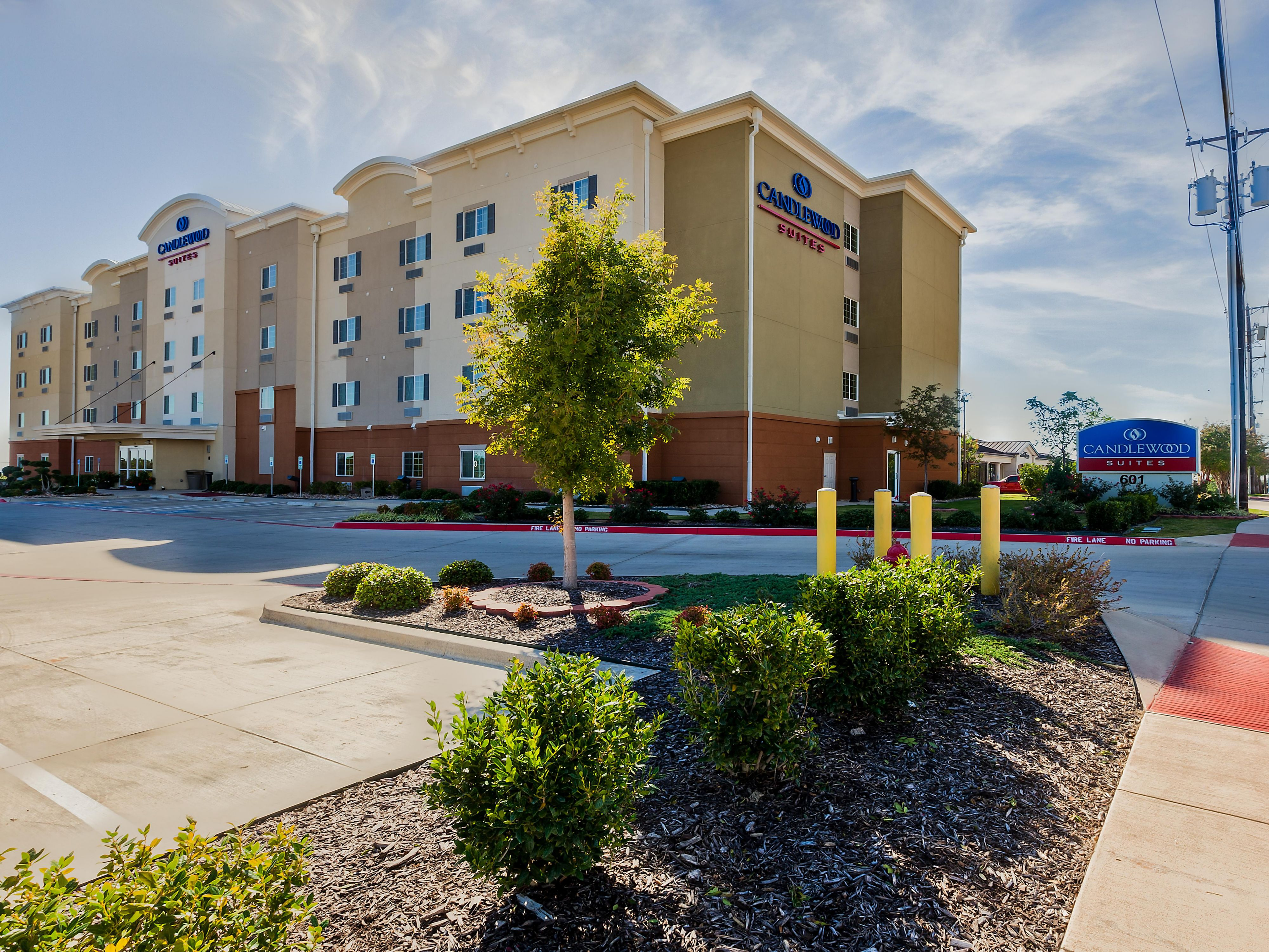 Decatur Hotels Candlewood Suites Medical Center Extended Stay Hotel In Texas