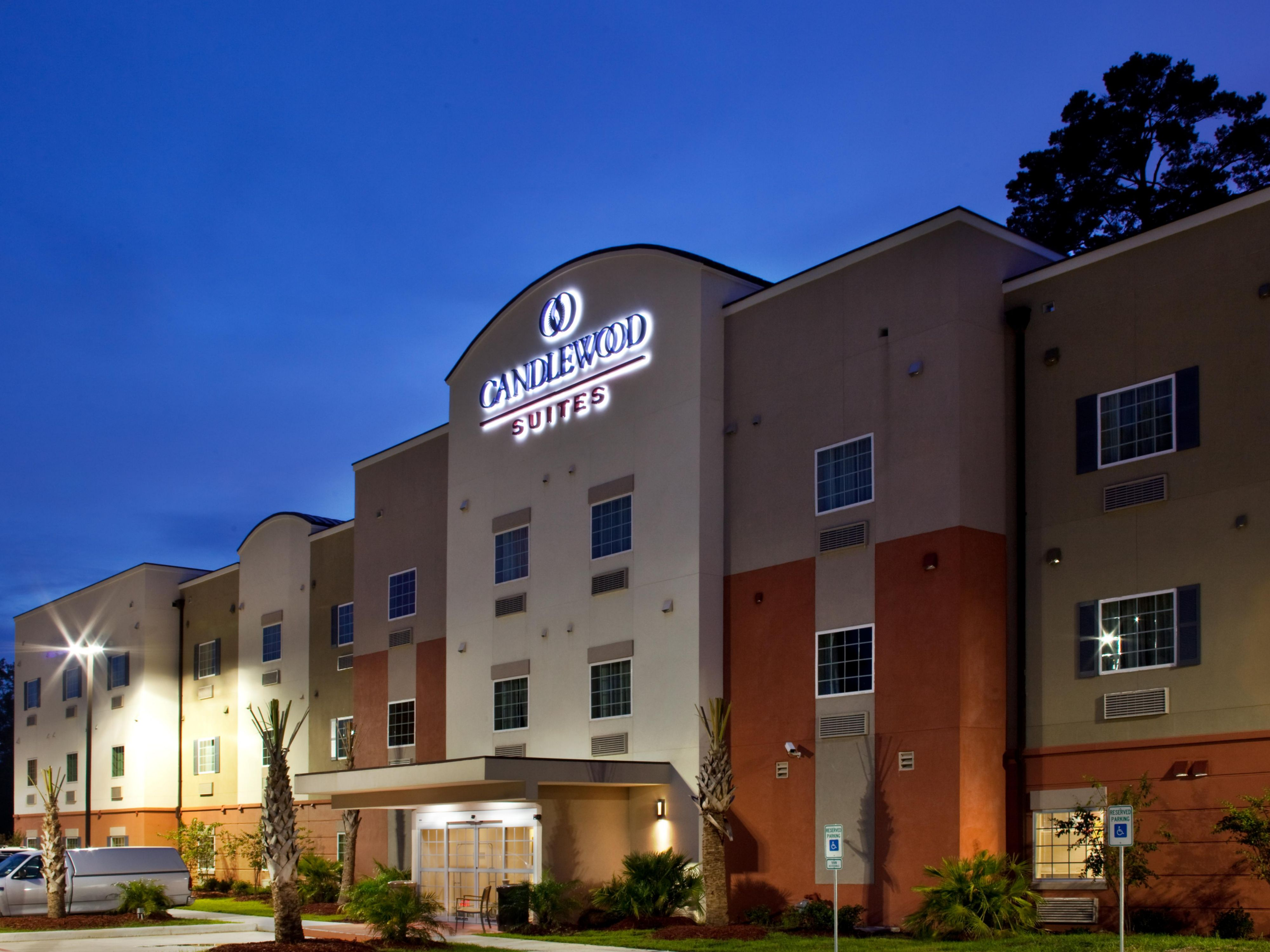 View All Nearby Hotels Candlewood Suites Denham Springs