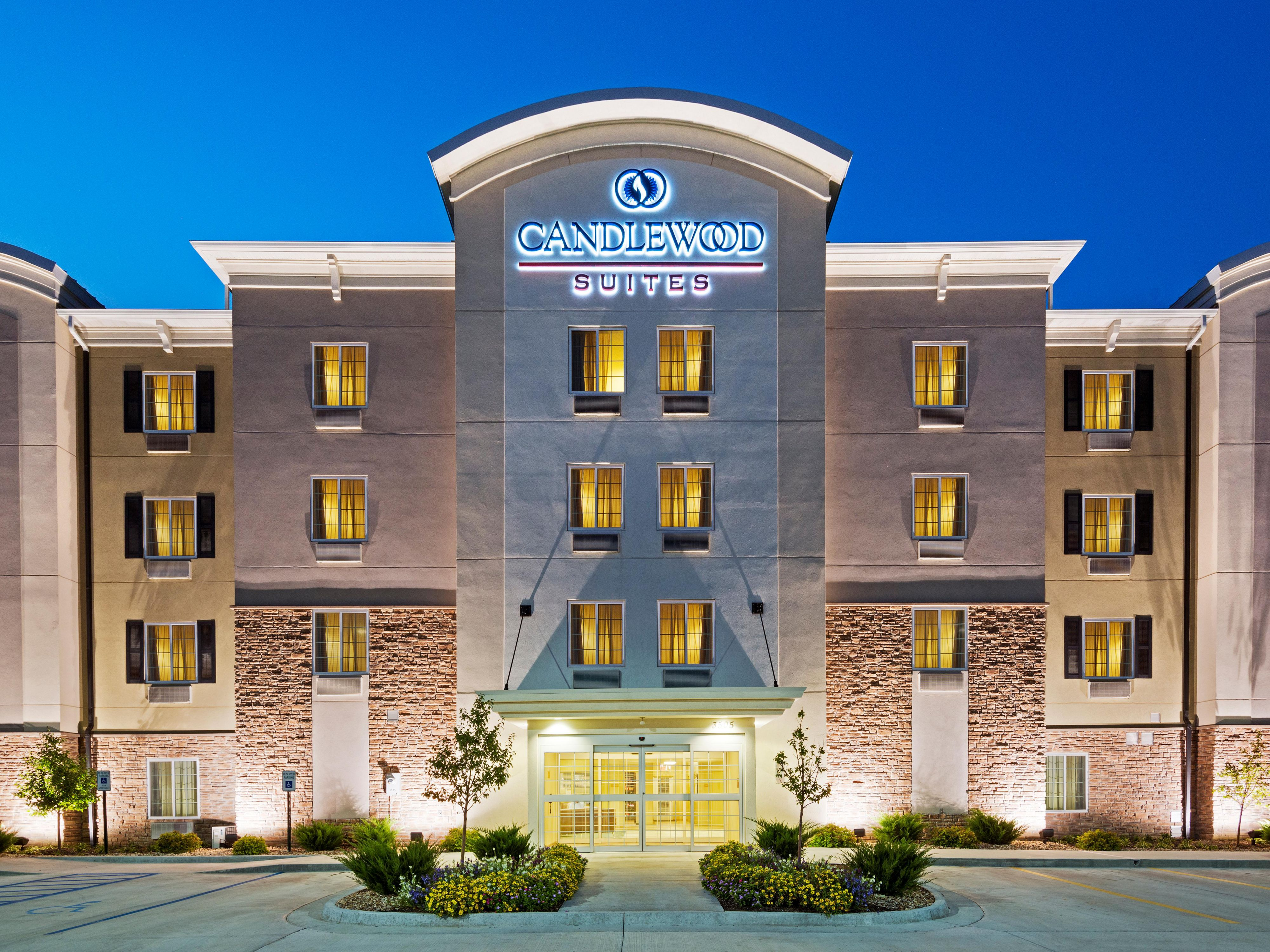 Candlewood Suites Dumfries Quantico Extended Stay Hotel In Virginia