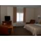 Studio Single Queen Bedroom