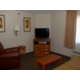 One Queen Bed Suite Living Room