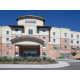 Candlewood Suites Hotel Exterior offering  a covered entree way.