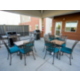 Relax in the midnight sun at the Candlewood Suites Gazebo Grill.
