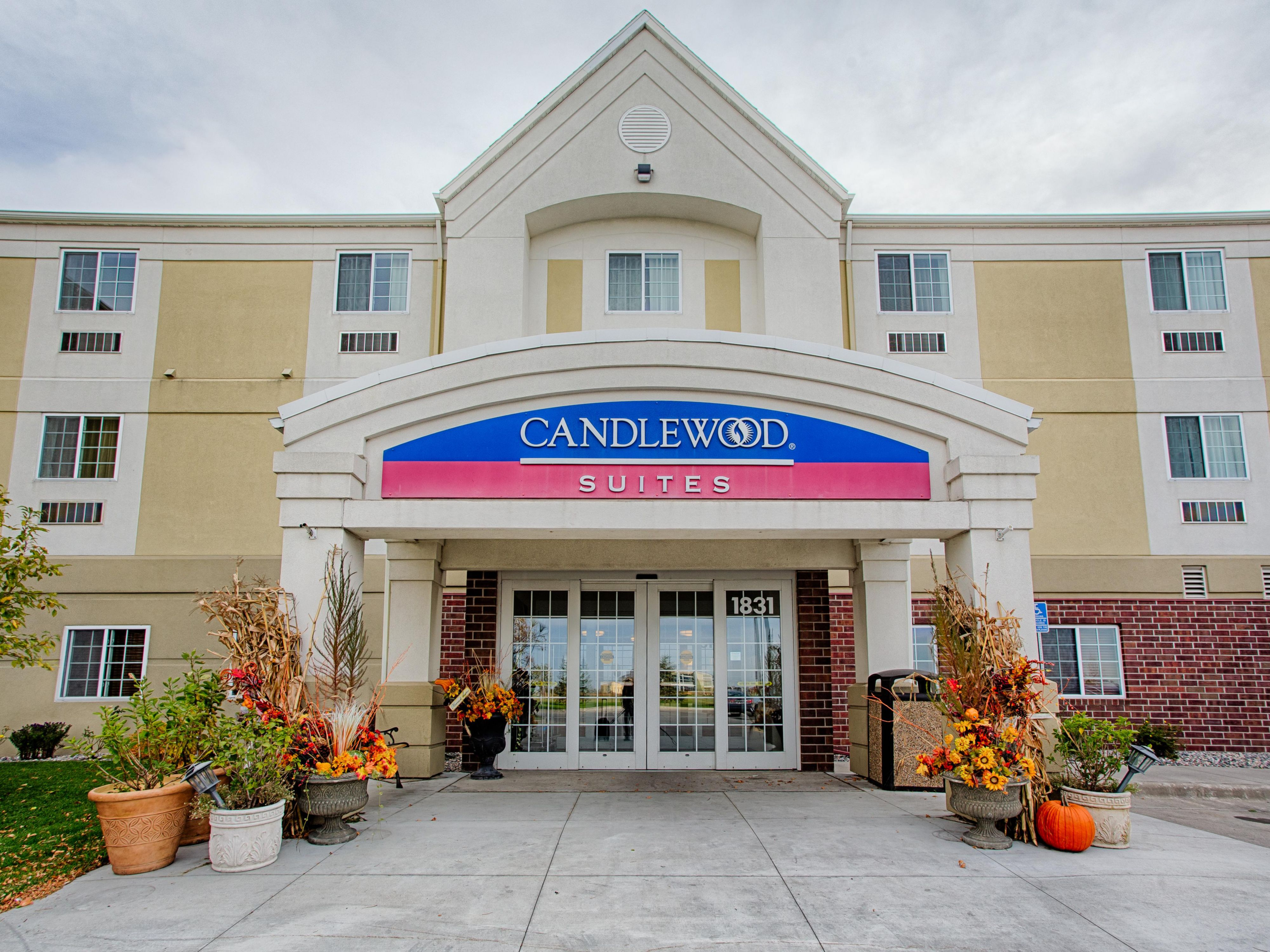 Fargo Hotels Candlewood Suites FargoN Dakota State Univ - Us zip code north dakota