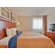 One Bedroom King Suite - King Bedroom