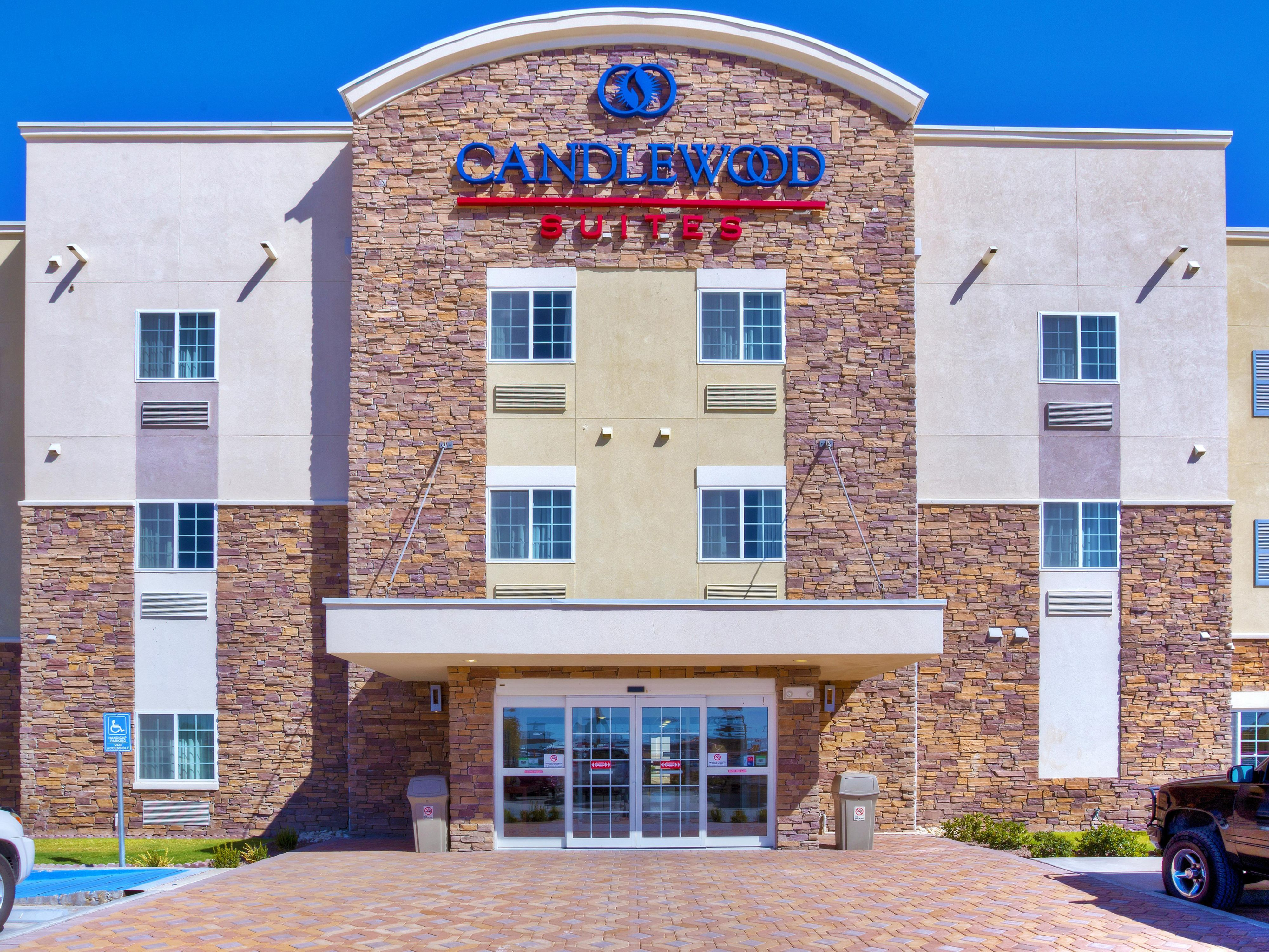 Fort Stockton Hotels Candlewood Suites Extended Stay Hotel In Texas